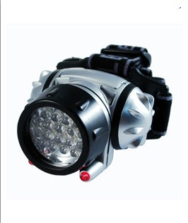 An LED Headlamp Can Show You The Way