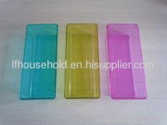 storage box transparent colour
