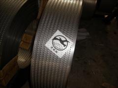mining perforated metal