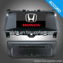 car dvd player for HONDA Accord8
