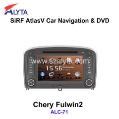 Chery Fulwin2 navigation dvd SiRF A4