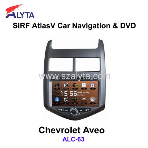 CHEVROLET AVEO Navigation GPS DVD Player