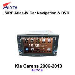 KIA Carens 2006-2010 dvd SiRF A4