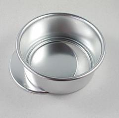 Cup shape Aluminum cup cake mold,pudding mold,60 x 43 x 41mm bakeware baking mold