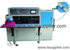 soft-loop making machine soft handle forming machine