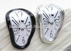 Irregular Clock
