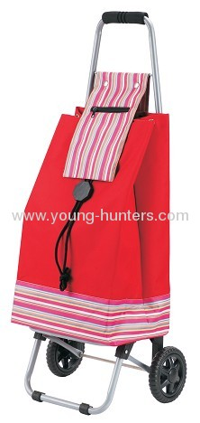 Promotional Marketeer Shopping Trolley