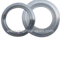Serrated Gasket With Outer Ring