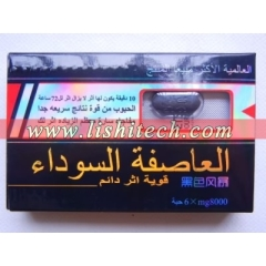 Black Storm sex drug herbal sexy tablet for male