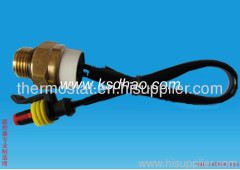 Thread copper head thermostat Thread copper thermal switch