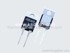 Power supply thermostat, Power supply thermal protector, Power supply temperature switch