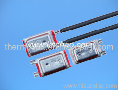 Ballast thermal protector, Ballast thermostat, Ballast thermal switch