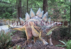 life size dinosaur for outdoor playground