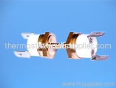 KSD301 hex head cap thermostat, KSD301 M4 hex head cap thermal protector