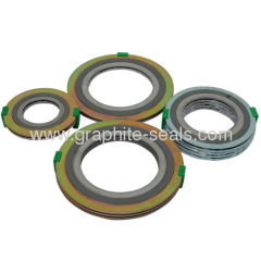 Spiral Wound Gasket (with inner & outer ring)