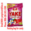 Sweet packing bag for candy