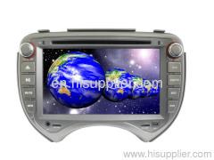 car navigation dvd for NISSAN MARCH