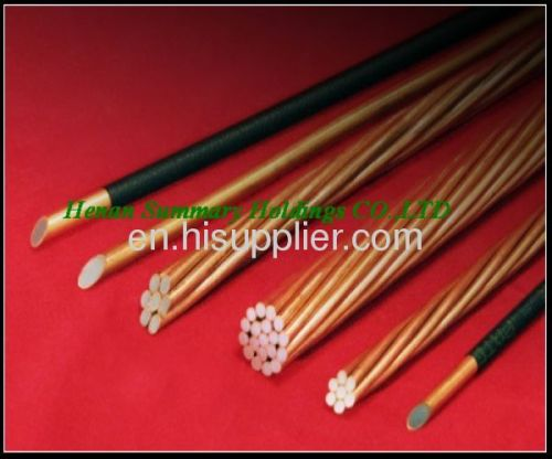 copper coated steel wire(wire rope) from China manufacturer - Sino ...