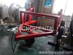 3.5T cable drum trailer