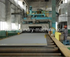 Steel Plate Sand Blasting Machine (Q69)