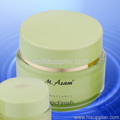 100ML Acrylic Cream Jar