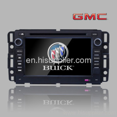 in car navigation Buick GMC