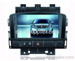 Buick Excelle auto dvd player