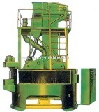 Turntable Sand/ Shot Blasting Machine
