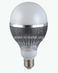 12*1W LED Globe Bulb With CE RoHS EMC
