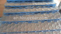 Bubble aluminum foil heat reflective material