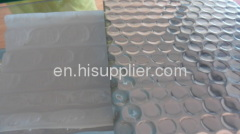 Steel structure Heat reflective Material