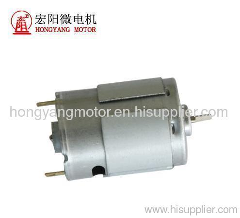 D-cut Shaft DC Motors from China manufacturer - Yuyao Hongyang
