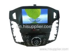 2012 Ford Focus Navigation DVD player