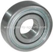 6203-2RST 203 Series Ball Bearing - trash guard seals on both side