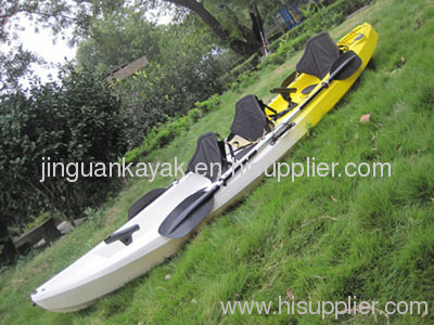 three kayak family kayak three seater kayak 3 persons kay