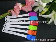 Green Good Quality 100% Food Grade Silicone White Silicone brush