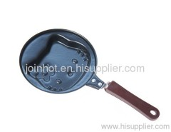 cute 4 inch Fly egg baking cake tool hello kitty non stick frying pan
