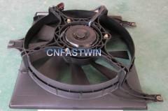 China Auto radiator fan