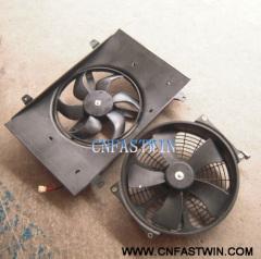China Auto car electric fan