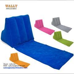 inflatable wedge, inflatable wedge pillow, inflatable wedge cushion