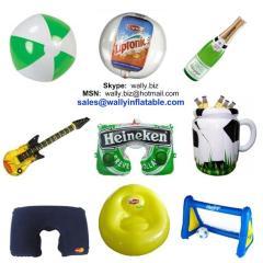 inflatable promotional, promotional inflatable, inflatable promotional gift, small inflatable toys