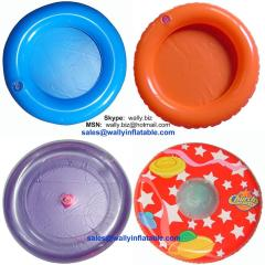 inflatable Frisbee, inflatable Frisbee toy, inflatable disc, inflatable disk