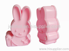 rabbit card packing Cake decoration tools Pastry Tools cookie mold