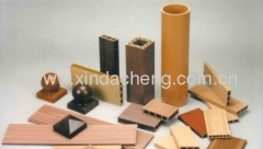 Wood Plastic Composite Profile