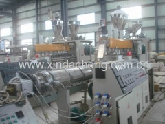 Wood-Plastic Profile Extrusion Lines