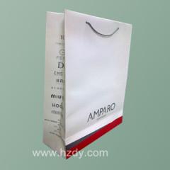 paperboard paper bag