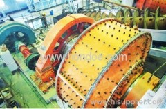 High Efficiency Autogenous Mill