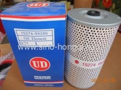 Oil filter 15274-99289 for Nissan