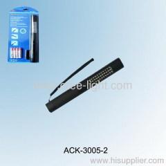 36L LED + 1L 0.5W LED High Power Plastic Working Torch