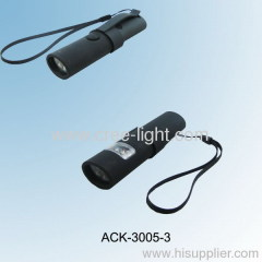 4 LED + 6 LED Portable Plastic Working Light With Clip ACK-3